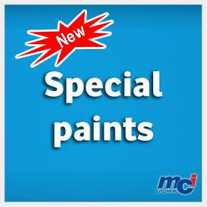 Special paints